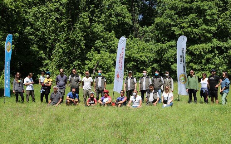 Muğla'da Yeşil Nefes Turu'yla Eko Turizm Tanıtımı