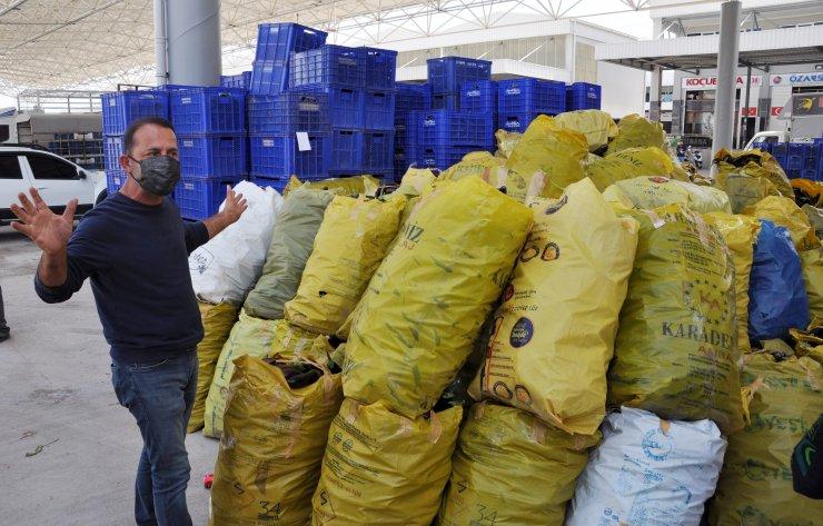 Antalya'da Sektör Temsilcilerinden 'semt Pazarları Açılsın' Talebi