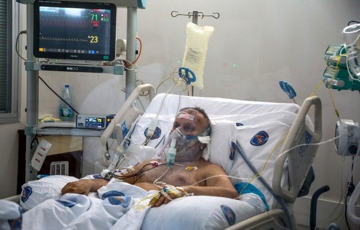 Koronavirüs Tedavisi Gören Matso Başkanı Boztaş Hayatını Kaybetti