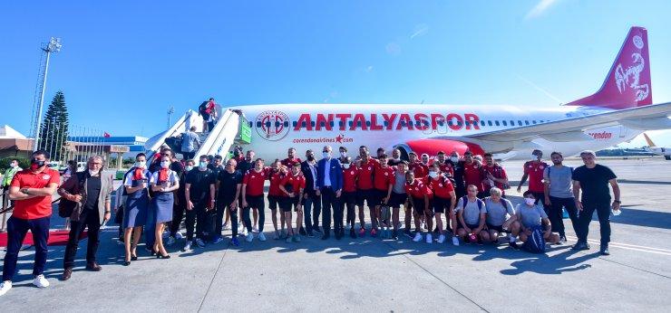 Antalyaspor'da Tarihi Yolculuk
